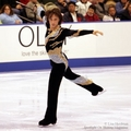 Johnny Weir - ice-skating photo