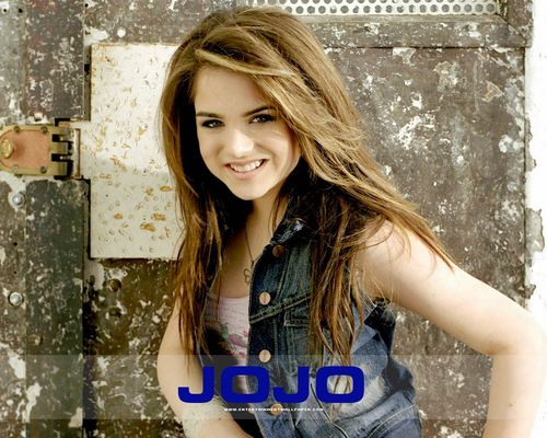 JoJo Levesque वॉलपेपर with a portrait called Jojo