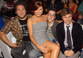 Jonah Hill, Sophia Bush, Chris
