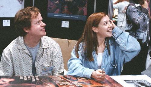 Joss Whedon & Alyson H.