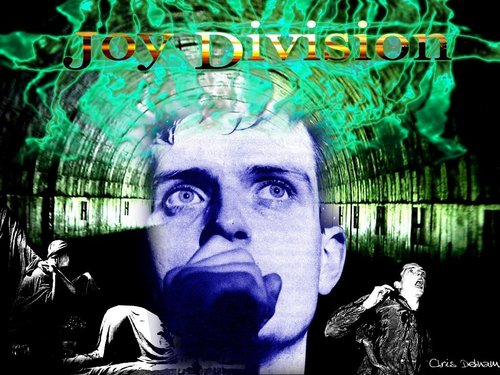 Joy Division - Ian Curtis