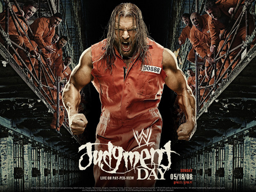 Professional Wrestling wallpaper entitled Judgement Day 2008