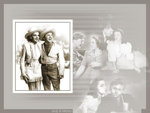 Judy & Mickey