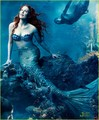 Julianne is The Little Mermaid - disney photo