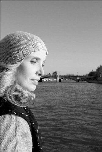 Julie Delpy Paris Photoshoot