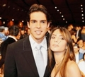 Kaká and Carol - kaka-and-caroline photo