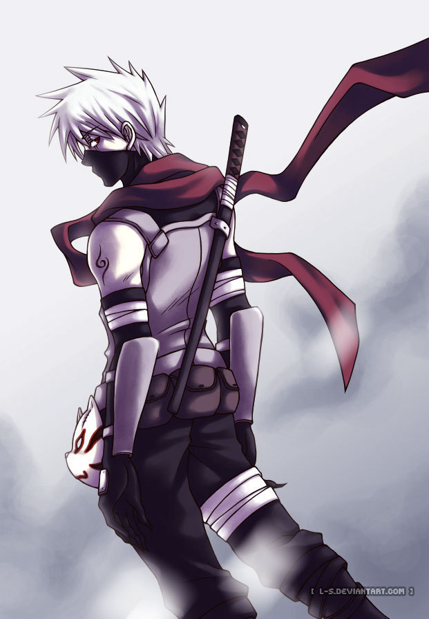 Kakashi - ANBU - kakashi photo