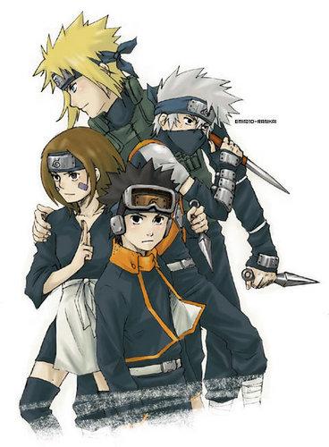 Kakashi's Team