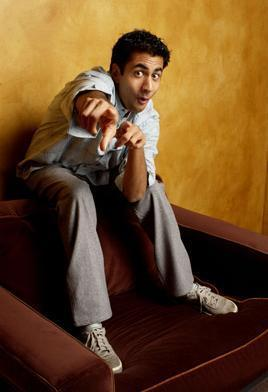 Kal Penn Photoshoot for Self Assignment