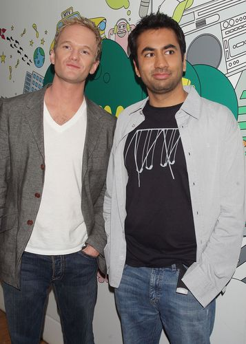 Kal Penn wallpaper titled Kal and Neil Patrick Harris
