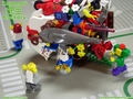 Katamari Blockacy - lego photo