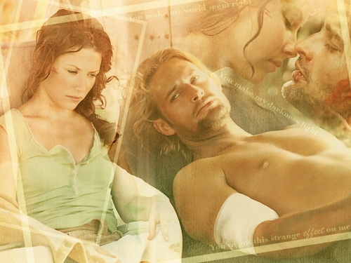 Kate & Sawyer