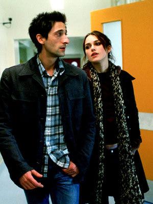 Keira in The koti, jacket