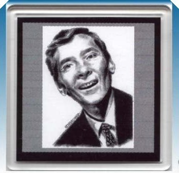 Kenneth Williams coaster