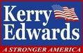 Kerry/Edwards Sign - us-democratic-party photo