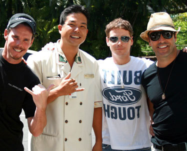 Kevin Connolly Hawaii 2008