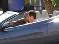 Kevin Connolly and Bow Wow on the Set of Entourage - entourage photo