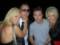 Kevin Connolly and Fans