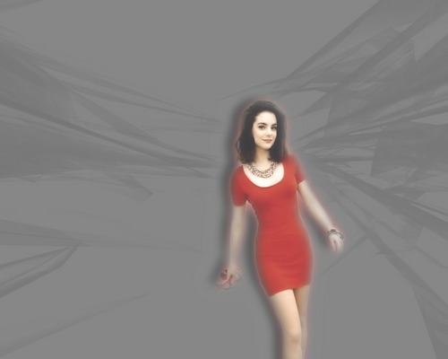 Pelakon wanita kertas dinding containing a leotard, tights, and a bustier called Kimberly Williams-Paisley