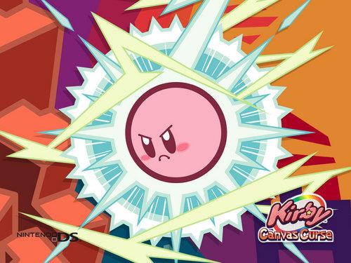 Kirby - Canvas Curse