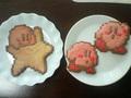 Kirby 饼干