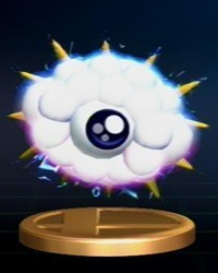 Kirby Series Trophies