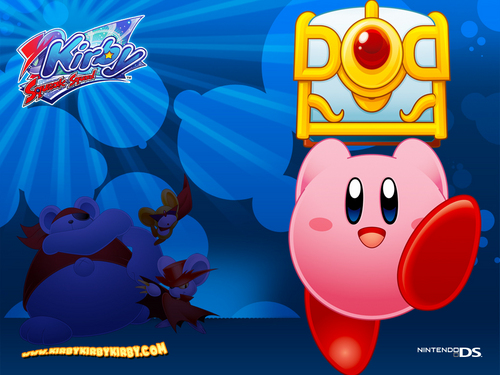 Kirby - Squeek Squad