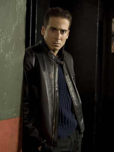 The Black Donnellys wallpaper probably with a cloak titled Kirk Acevedo/Nicky