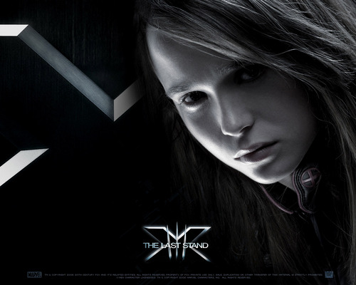 X-Men wallpaper probably containing a portrait titled Kitty Pryde