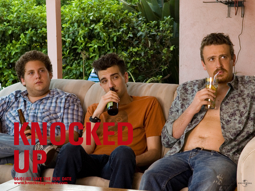 Jason Segel پیپر وال called Knocked Up