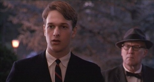 Dead Poets Society wallpaper containing a business suit and a well dressed person titled Knox