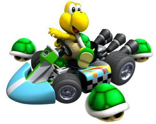 Koopa Troopa in Mario Kart Wii