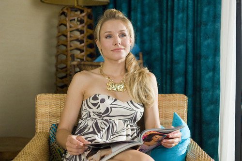 Kristen Bell wallpaper probably containing tights, a leotard, and a chemise entitled Kristen Bell
