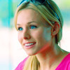 Kristen Bell photo with a portrait entitled Kristen Bell