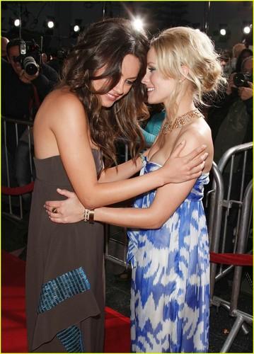 Kristen & Mila