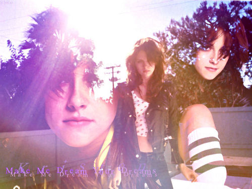 Kristen - kristen-stewart Wallpaper