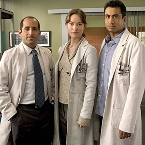 Kutner, with 13 and Taub.
