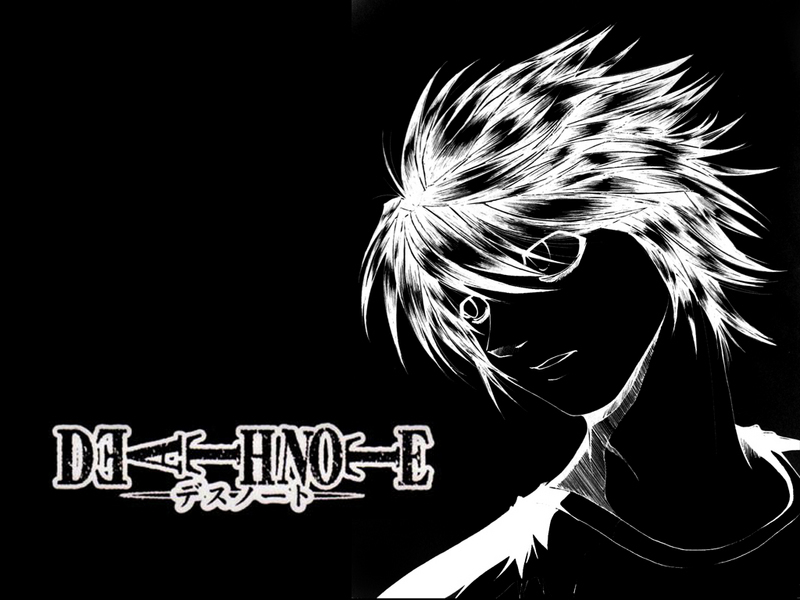 death wallpaper. L of Death Note