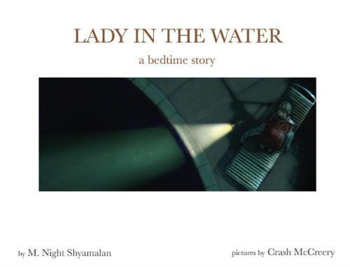 M. Night Shyamalan achtergrond called Lady in the Water
