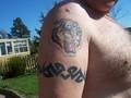 Lars' Tattoo