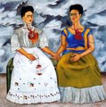 Las 2 Fridas - frida-kahlo photo
