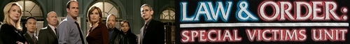 Law and Order SVU photo entitled Law & Order Banner