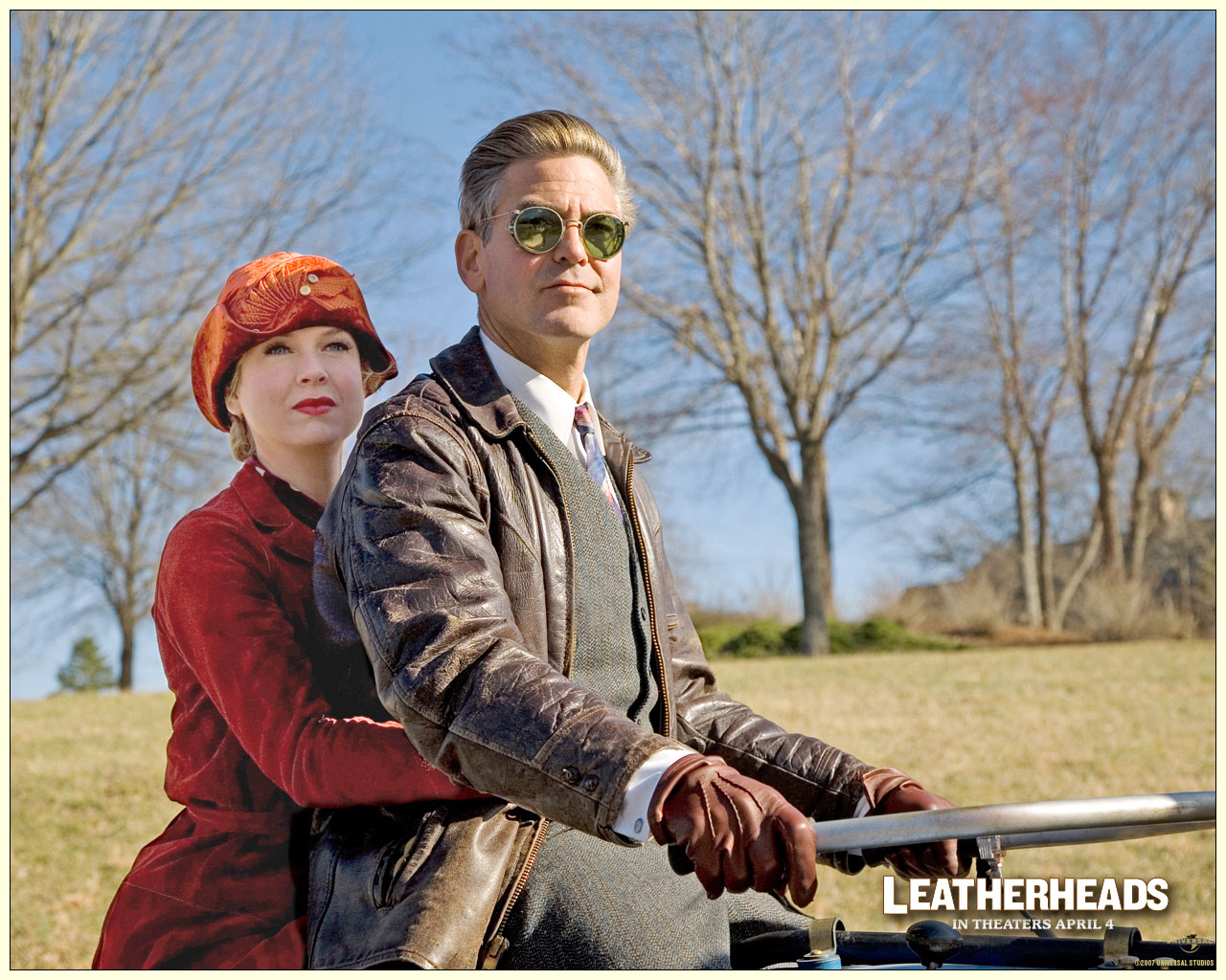 Here's Proof That Clooney Only Gets Better With Age Leatherheads-upcoming-movies-843599_1280_1024