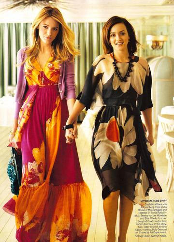 Leighton & Blake in Vogue