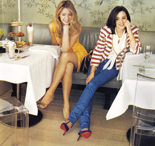 Leighton & Blake in Vogue