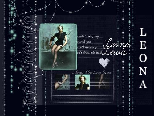 Leona Lewis achtergrond