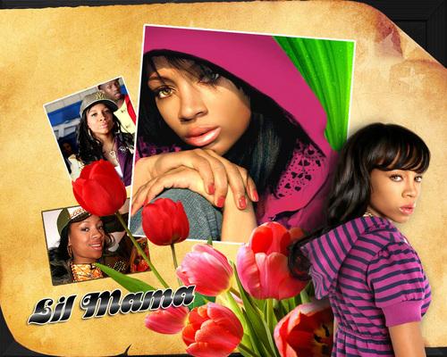 Lil' Mama wallpaper