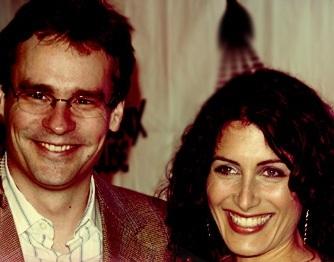 Lisa, with Robert!