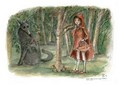 Little Red Riding हुड, डाकू