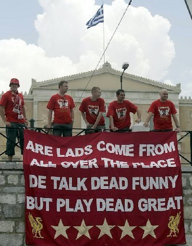 Liverpool FC Banner